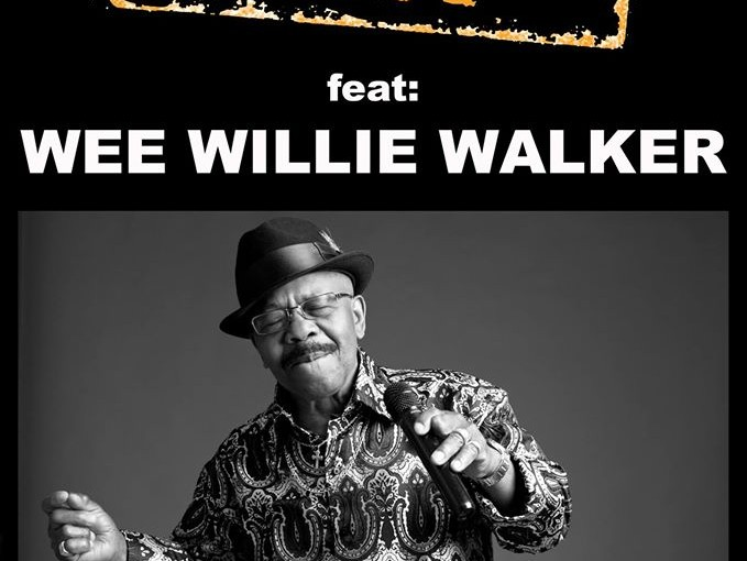 Groove City feat. Willie Walker