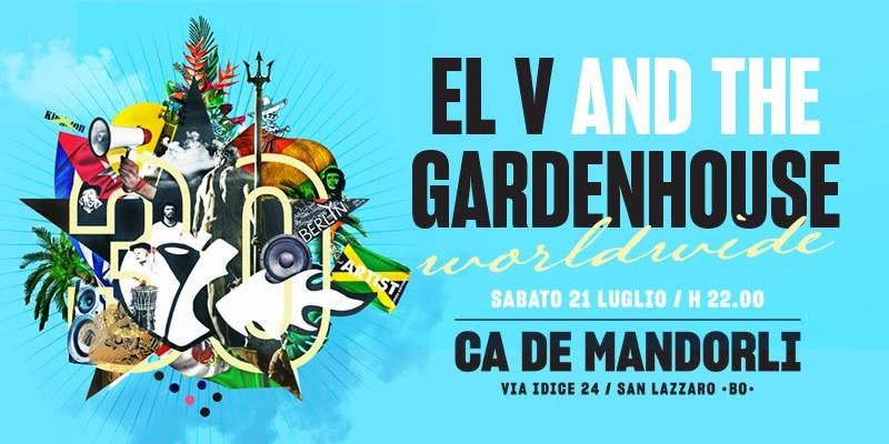 El V and the GardenHouse: 1988start – 2018nostop
