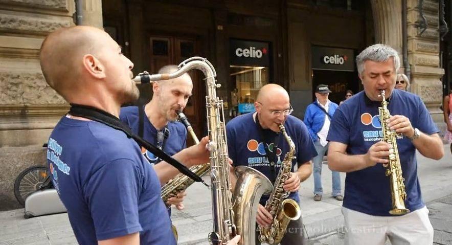 SaxLab Saxophone 4tet