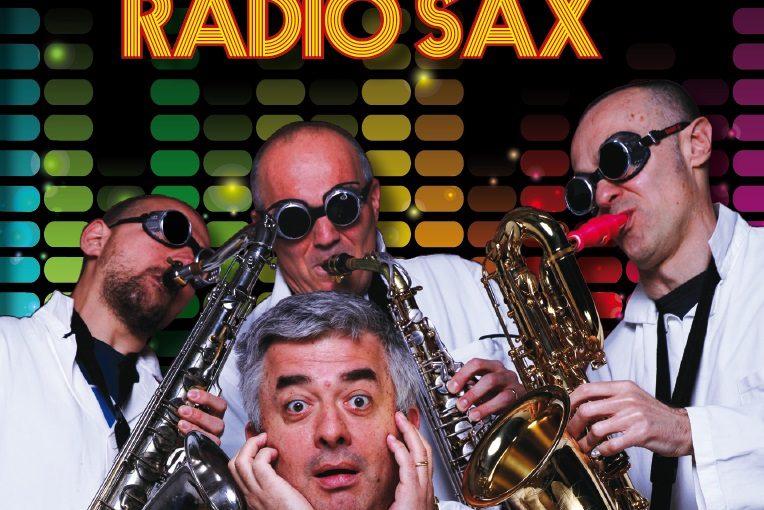 SaxLab Saxophone Quartet - Radio Sax