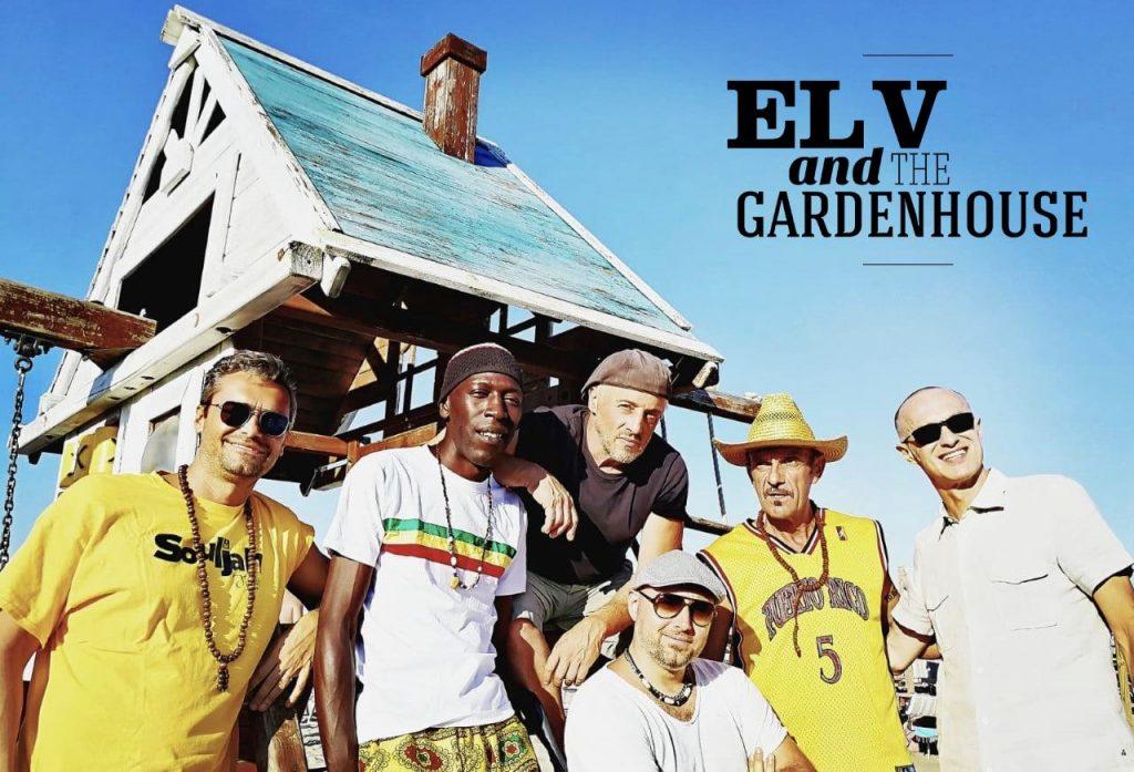 El V and the GardenHouse