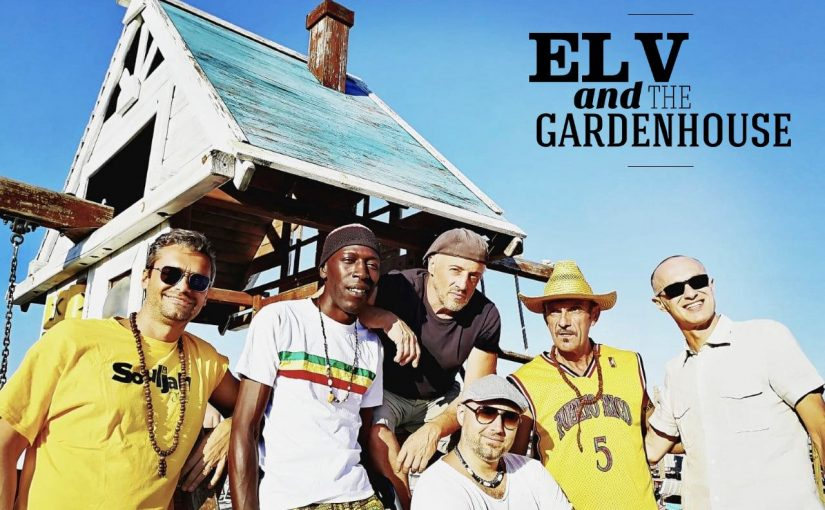 El V and the GardenHouse + MAD – Make A Dream